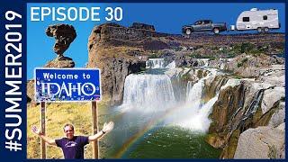 Exploring Southern Idaho - #SUMMER2019 Epiṡode 30