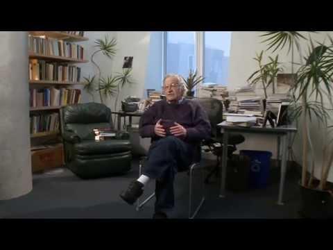 20 -- I rischi della globalizzazione -- Noam Chomsky