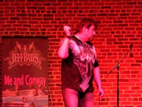 3 14 2015 I WANNA MAKE YOU CRY~Jeff Bates in Brewton, AL