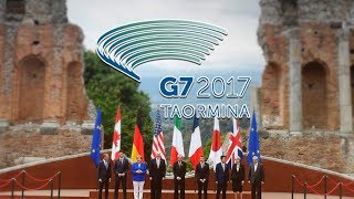 Trump faces G7 squeeze on climate change thumbnail