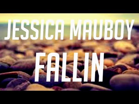 Jessica Mauboy - Fallin ( Official Lyrics video/ Lyrics video )