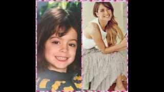 Звёзды сериала Виолетта в детстве и сейчас !!!