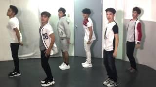 Jump shot dance craze - UPGRADE