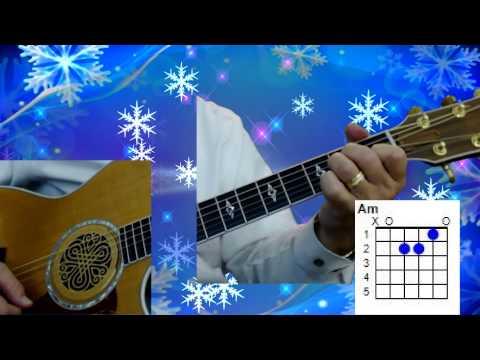"Jason Mraz ""Winter Wonderland"" Guitar Lesson"