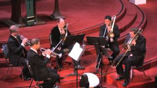 Monteverdi Brass perform:  Two Canzoni Thumbnail