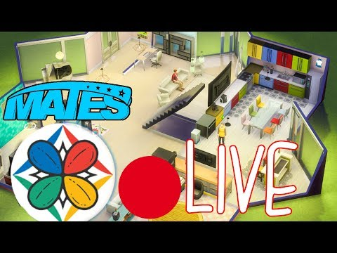 LIVE#2 casa dei MATES