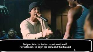eminem 8 mile 3 last battles (with subs) MP3