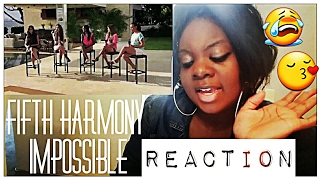 FIFTH HARMONY- IMPOSSIBLE X FACTOR JUDGES HOUSES (REACTION)