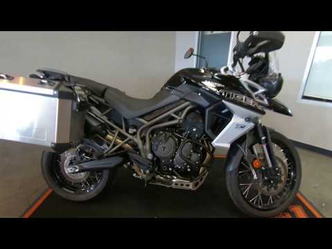 2018 Triumph Tiger 800 XCX - Used Motorcycle For Sale - West Bend, WI