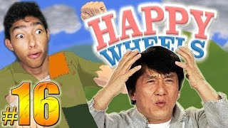 LA CABEZA TROLL - Happy Wheels: Episodio 16 | Fernanfloo