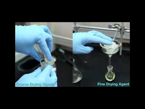 Technique Of Extraction And Washing