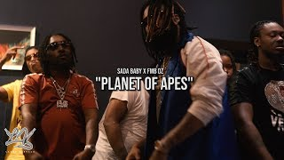 Смотреть клип Sada Baby X Fmb Dz - Planet Of Apes