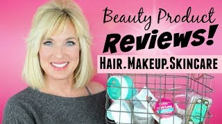 BEAUTY Empties MINI REVIEWS! Makeup, SKIN CARE, Hair Care + Body Care!
