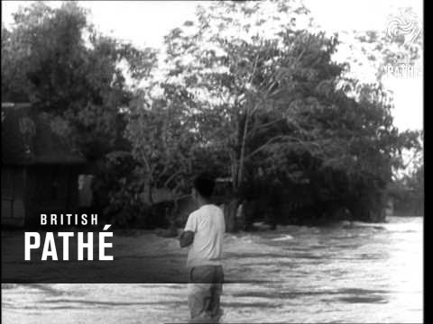Floods In The Philippines (1960)
