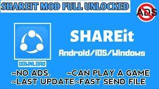 Download ShareIt Full Unlocked Last Update | Download ShareIt Mod Full Unlocked Apk