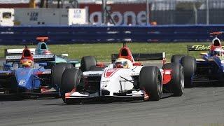 Double Victories - Lewis Hamilton, GP2 Silverstone