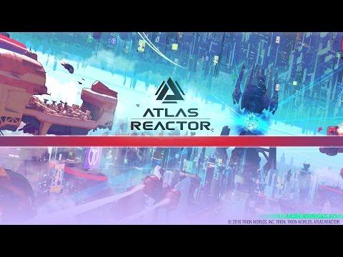 видео: atlas reactor - Краткий обзор