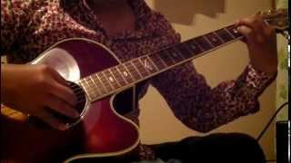 10thバージョンのオアシスを元に、最近のライブでの演奏を参考にして練...