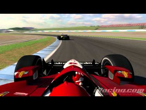 Denis VS Fernando #iRacing Dallara Motegi-GP