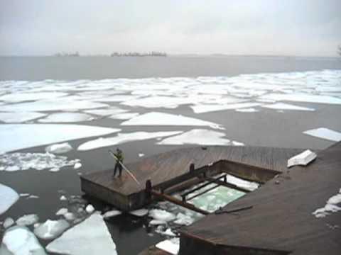 Wrangling Ice