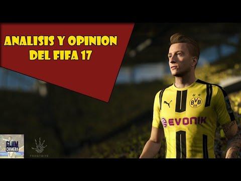 Analisis y Opinion del FIFA 17