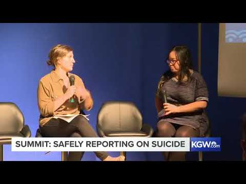 Reporting in the Digital Space: Unique challenges in reporting on suicide