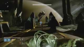 Destiny: Detonating 16 Corrupted Lights at Once on