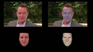 Automatic Acquisition of High-fidelity Facial Performances Using Monocular Videos