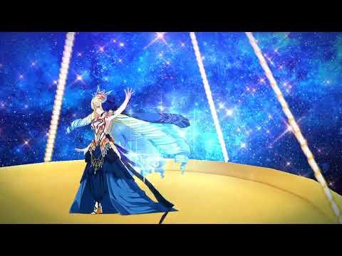 【FGO】Luvia (Astraea) Noble Phantasm - YouTube