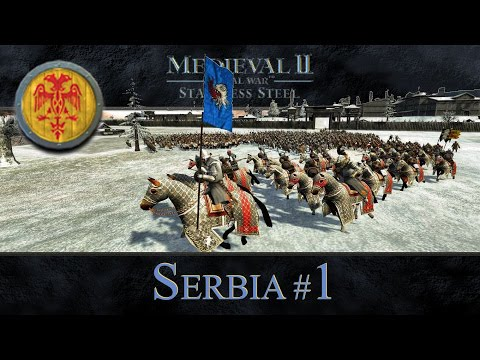 Principality of Serbia campaign Part 1 - Stainless Steel Historical Improvement Project
