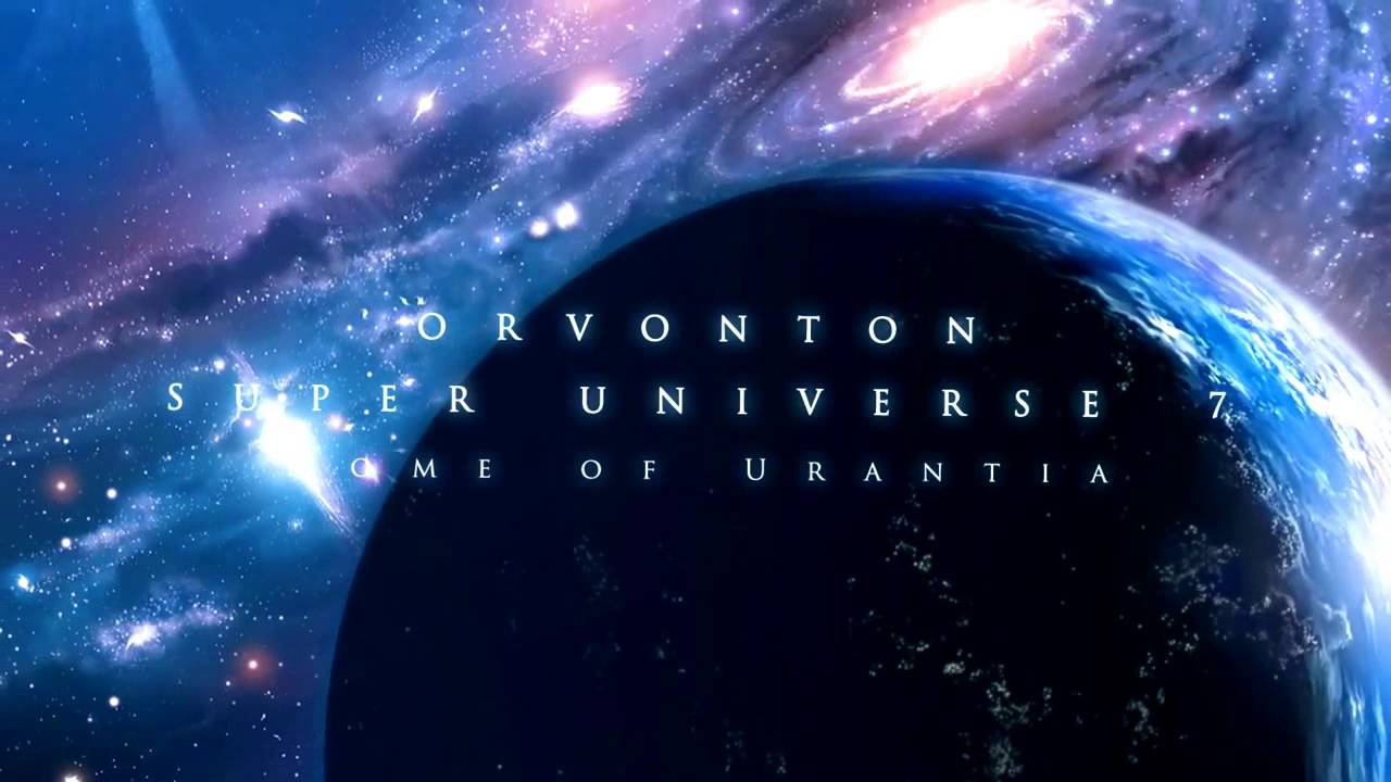 A Journey Through the Universe - Urantia Book - Artwork by Gary Tonge  {Contrast Enhanced} (5∶03)➤