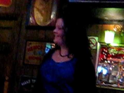 Kelly Brandt - Karaoke at Bud's Hut