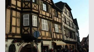 Dijon, Colmar & Strasbourg, France slide show.mov