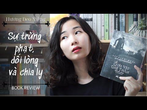 Review sách   Quái Vật Ghé Thăm - Patrick Ness
