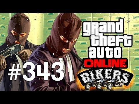 Grand Theft Auto V | Online Multiplayer | Episodul 343 (BIKERS SPECIAL Update Nou)