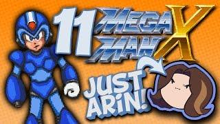MegaMan X: Tiny Town Troubles  - PART 11 - Game Grump