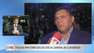 Los cargos que enfrentará el general (r) Guatibonza por las chuzadas