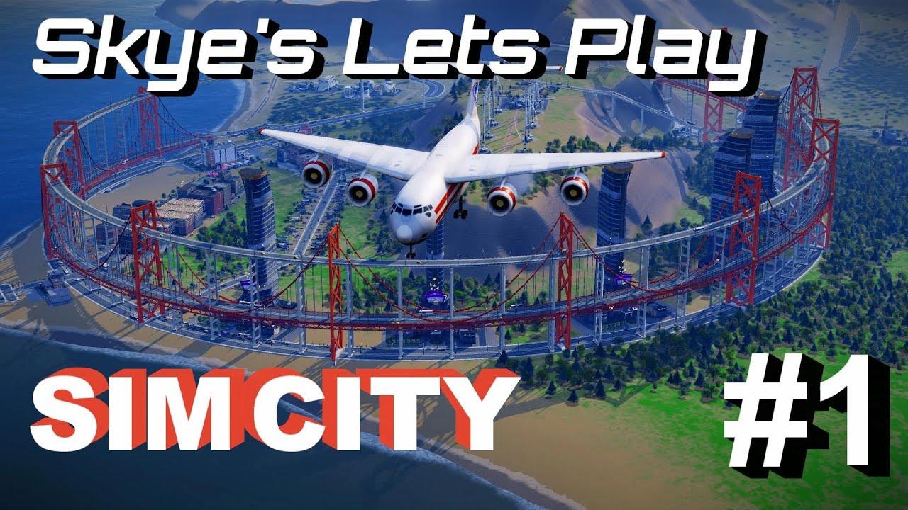 Simcity  Region Building