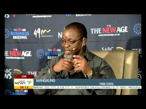 Radebe slams members taking ANC to court