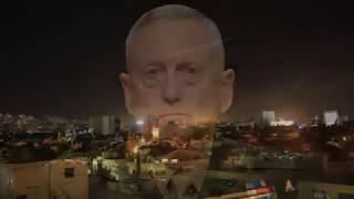 США нанесли ракетный удар по Дамаску