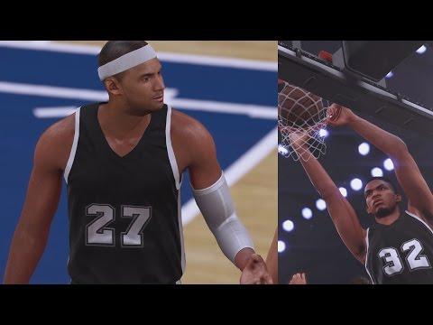 NBA 2K16 PS4 My Career - Rising Stars Challenge!
