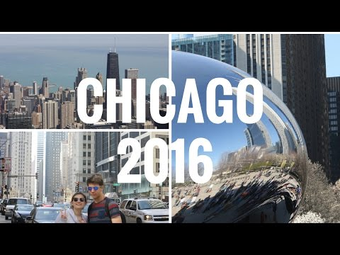 Chicago April 2016 Travel Diary