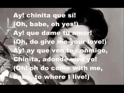 """Victoria de los Angeles, """"La Paloma"""" (de Iradier)"""