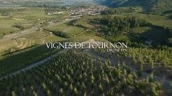 FPV - Vignes de Tournon.