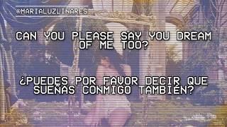 😴 Dream of you - Camila Cabello (lyrics/español) 😴