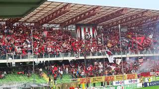 Cesena - Foggia 3-3, a vincere sono i tifosi rossoneri sugli spalti