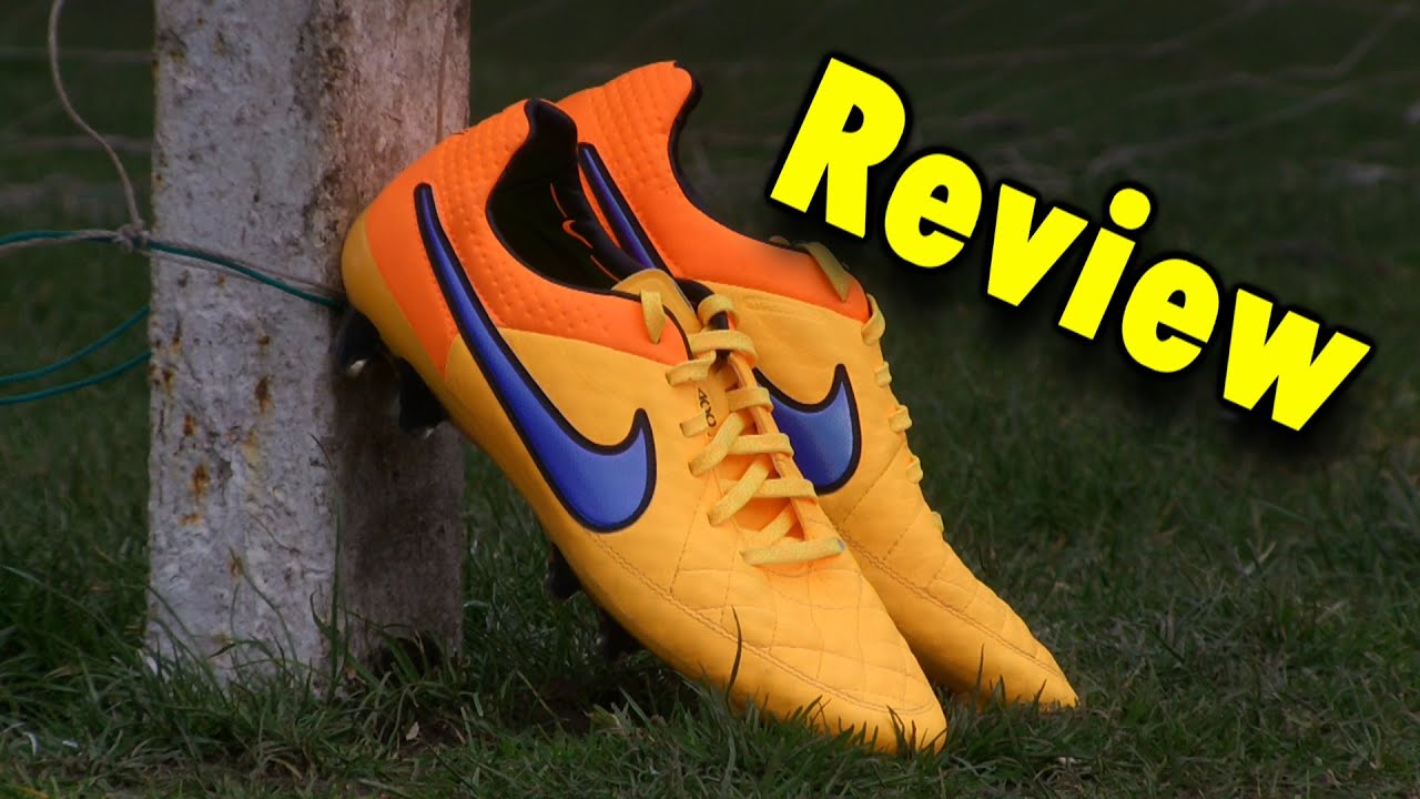 9e6746781b21 Nike Tiempo Legend V - Intense Heat Pack - Test & Review - Pirlo & Ramos  boots 2015