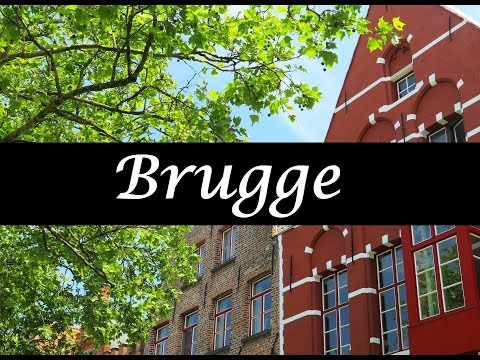 A Walk Around : BRUGGE (Travel Vlog)