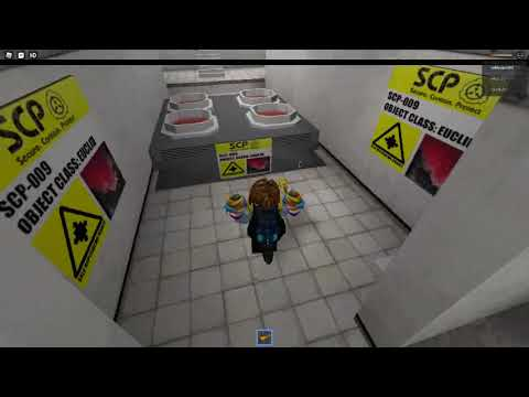 Scp Containment Breach Obby Huge Detailed Obby Roblox Roblox Scp Containment Breach Obby Huge Detailed Obby Ep1 Youtube