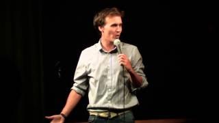 Nik Shriner- Stand Up Comedy